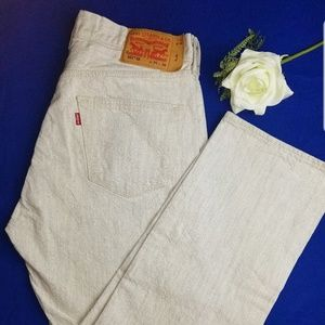 Levi's 501 XX Straight Fit Jeans